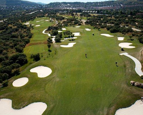 Campo de Golf Asr