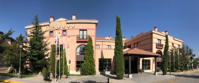 Hotel Segovia Sierra De Guadarrama