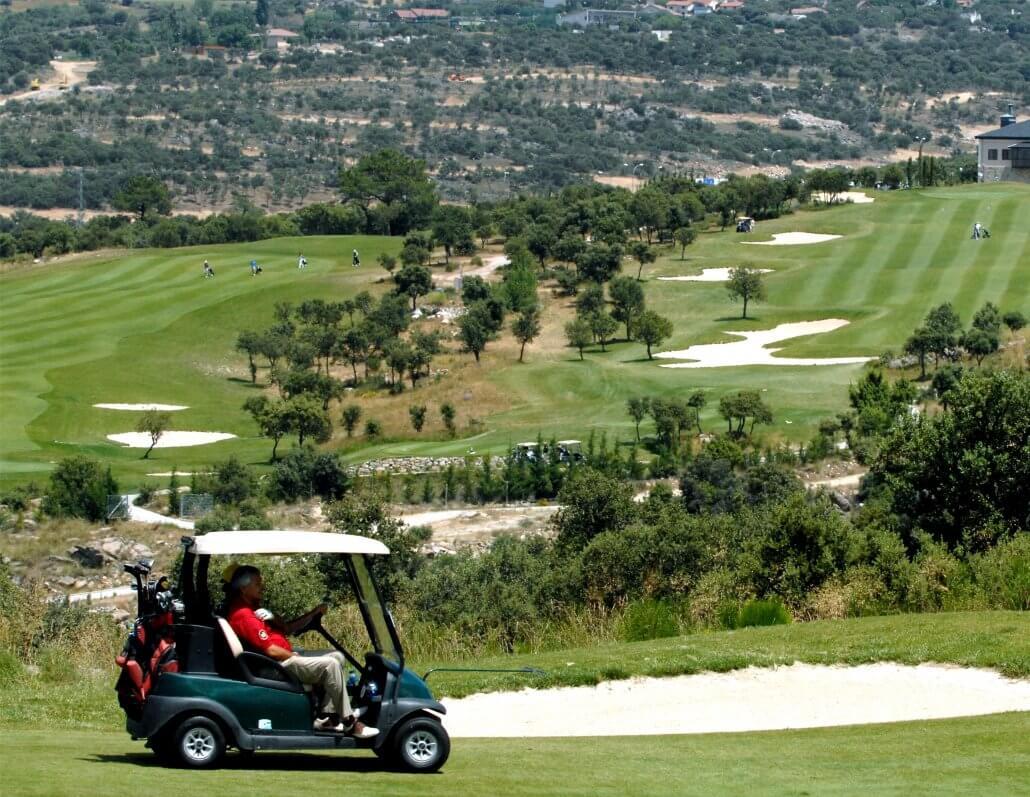 Campo de Golf   Los Ángeles de San Rafael