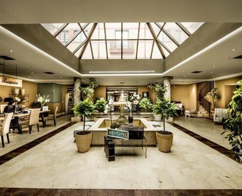 Hotel Segovia Sierra**** Ángeles de San Rafael
