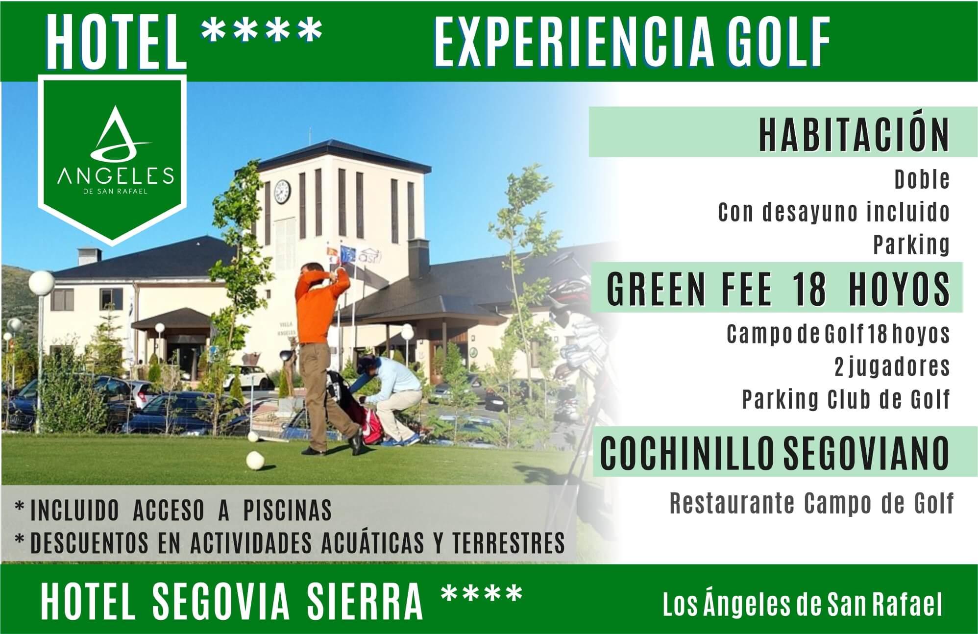 Angeles de San Rafael | Campo de Golf