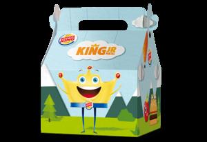 Burger King Niños Angeles de San Rafael
