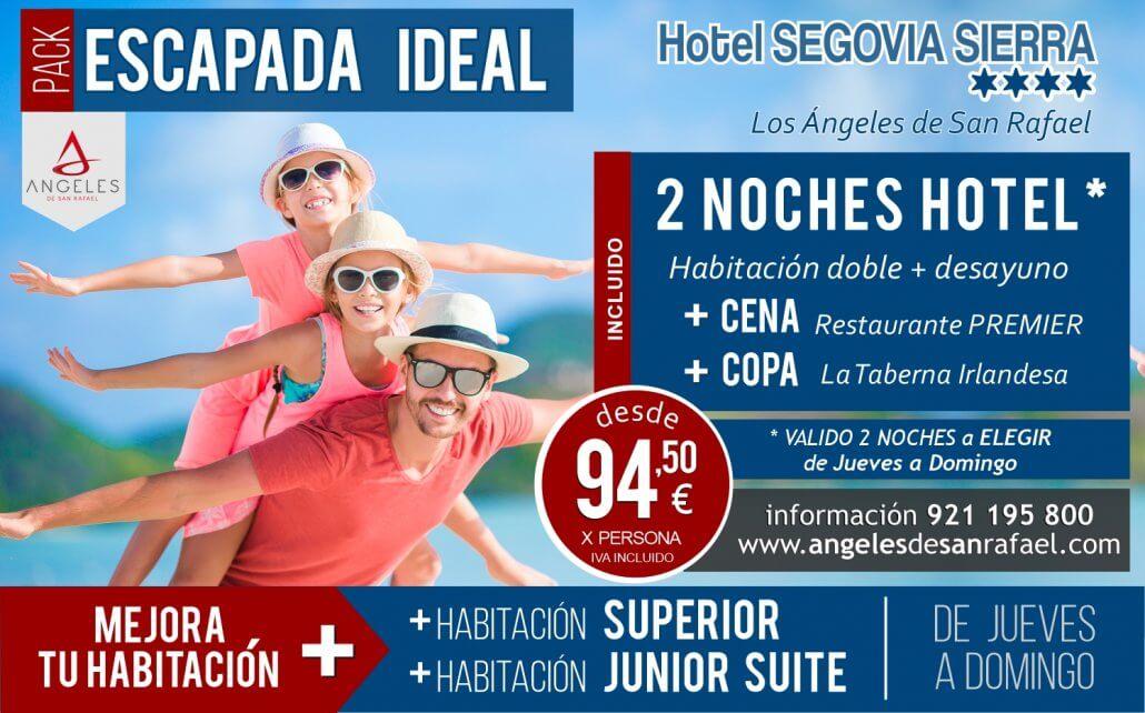 HOTEL SEGOVIA SIERRA