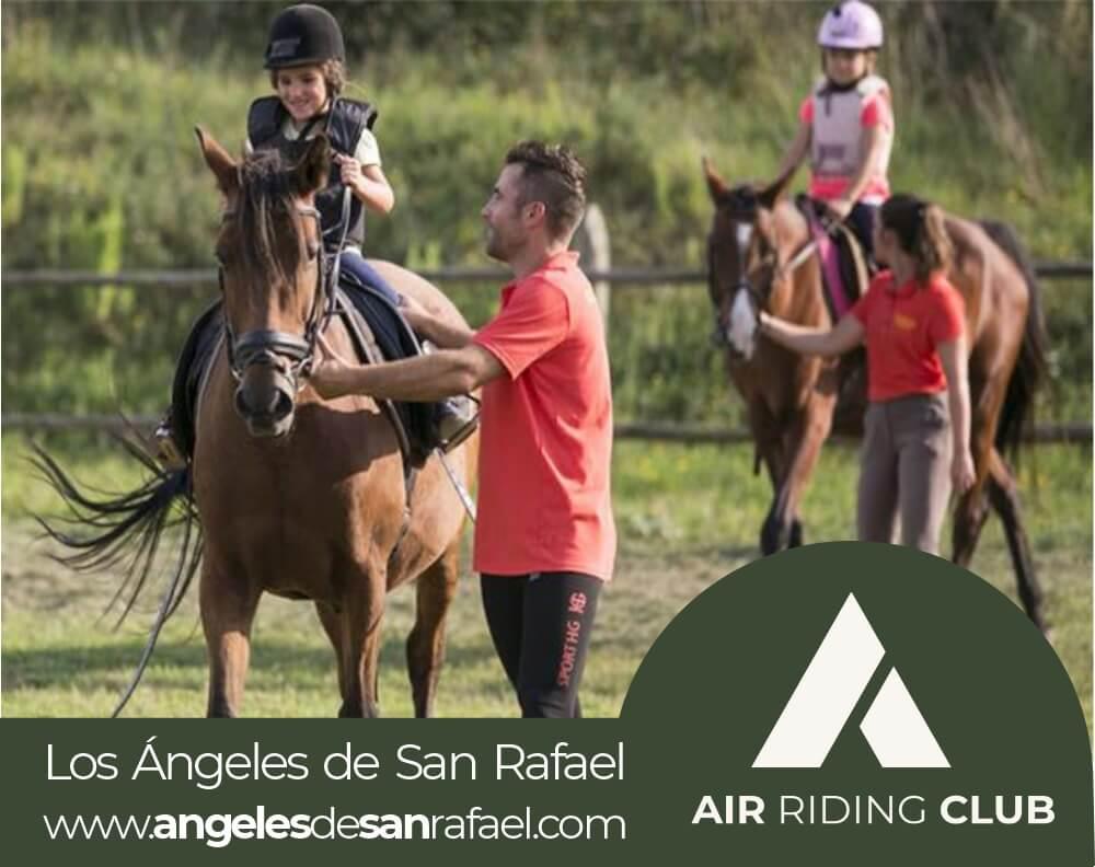 AIR RIDING CLUB Los Ángeles de San Rafael